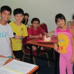 Fun French classes with children at MyTeacher